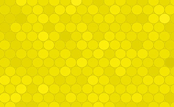 Yellow circles background
